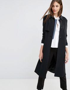 Sisley+Tailored+Mac+Coat