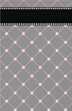 diamonds on gray & pink - uploaded by Lynn White Pink And Black Wallpaper, Sparkle Wallpaper, Locked Wallpaper, New Wallpaper, Cellphone Wallpaper, Iphone Wallpaper, Frame Background, Background Pictures, Paper Background