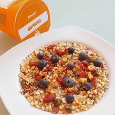 Für den Neurotransmitterstoffwechsel dient das Vitamin B1. In diesem Müsli beziehen wir das Vitamin B1 aus unseren Hafercrunchys Soja Cashewnüssen und Kokos.  25% auf alle Zuckerersatzprodukte  Rabattcode: SWEET25  www.FITMEALS.de