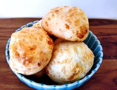 Pao De Queijo Cheese Puffs-Brazilian Recipe - Genius Kitchensparklesparkle