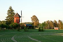 We actually have a working windmill in Hamina! Take It Easy, Windmill, Golf Courses, Things To Do, Activities, Things To Make