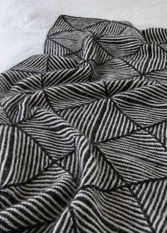 Optic Blanket   Purl Soho