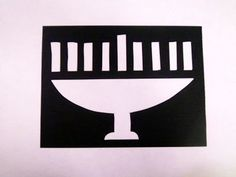 Upper West Side Mom: A (Jewish) Parenting, Cooking and Crafting Blog : Jewish Crafts for Kids: Stained Glass Hanukkah Menorahs