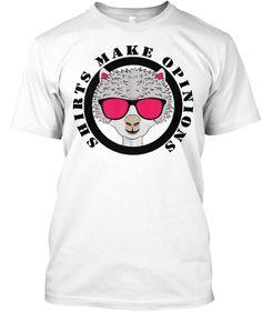 Shirts Make Opinions