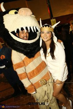 Where the Wild Things Are Costumes - Halloween Costume Contest via @Costume Works