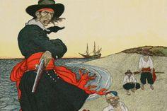 William Kidd (Scottish, 1645 - 1701) - 9 Most Famous Pirates