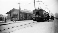 North Hollywood Station 1952