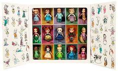 Disney Animators' Collection Mini Doll Gift Set - 5''