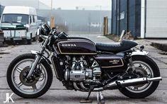 HONDA GOLDWING ~ IRONWOOD CUSTOM MOTORCYCLES ~ INAZUMA