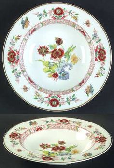 My China-Haviland/Cathay Jenny and Emmy look at this!!! THIS IS MY PATTERN CHINA!!!  Love it!!