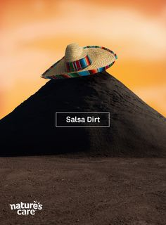 Turn your dirt into a salsa garden by planting tomatoes, cilantro, onion and chiles. If you're into growing some organic vegetables, start by using this organic dirt. To find out more head to naturescare.com