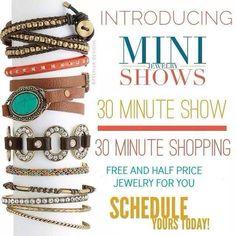 30 minute show can not bet that. billn9638@msn.com