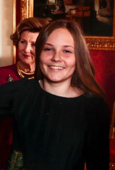 Princesse Ingrid Alexandra, 19 décembre 2017, Photos officielles pour Noël, Palais royal, Oslo