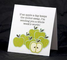Äpplen ♥