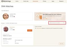 DNA Matching Now Out of Beta! « MyHeritage Blog