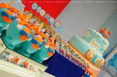 Aviator Birthday Party via Kara's Party Ideas | Kara'sPartyIdeas.com #aviator #birthday #party (4)