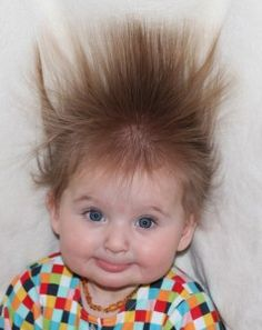 LOL! Kid with cool hair !Funny hairstyles