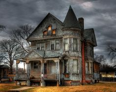 Old house - location unknown