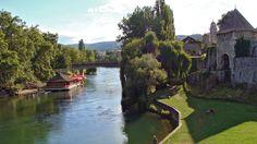 Castel Banja-Luka on the Vrbas River