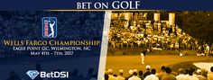 The 2017 Wells Fargo Championship gets underway on May and runs through May at the Eagle Point Golf Club in Wilmington, North Carolina. Golf Events, Golf Betting, Golf Pga, Wells, Tours