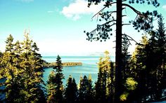 Lake Tahoe. If you'd like to win your own Volvo Joyride go to thePinterest ContestBoardhttp://pinterest.com/volvocarsus/volvo-joyride/ #VolvoJoyride