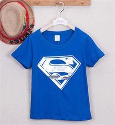 Superman T-shirt 3 kleuren   € 5.5