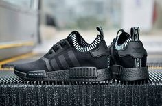watch b0302 b8018 If you thought adidas NMD madness was already out of control, things are  about to get more serious than ever thanks to this upcoming colorway in all  black. ...