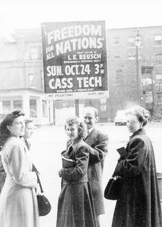 Detroit Delegates – Theocratic History