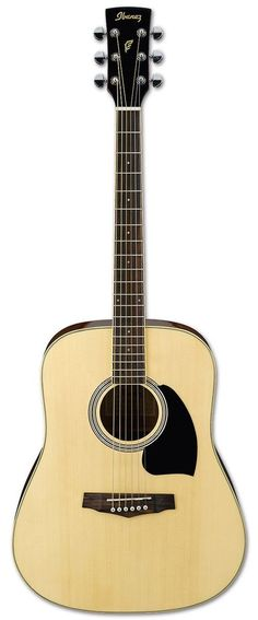 With PF Performance guitars, you get professional features, quality, and great sound at extremely inexpensive prices backed by the Ibanez name and quality. The PF15 from Ibanez's performance series gu