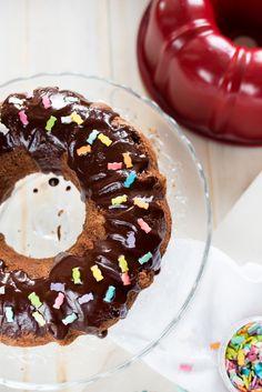 Ciambella cioccolato e panna nell'impasto - E' Quasi Magia in Cucina