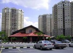 Pangsapuri Menara Menjalara, Kepong - *** Menara Menjalara Condo For RENT *** – Built-up: 1076sf – 3+1R, 2B – Partly furnished with curtains, fridge, kitchen top, wet & dry kitchen, kitchen cabinet, stove & gas tank, exhaust fan, shoe cabinet, sofa, coffee table, TV cabinet, grille, 1 unit aircond, 1 king size bed, 1 unit water heater, DIY small wardrobe – Rental Price: RM 1700 – 1 carpark For who are interest, please contact 014-737 633