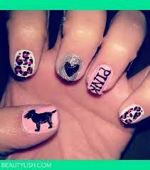 Here are some hot nail art designs that you will definitely love and you can make your own. You'll be in love with your nails on a daily basis. Perfect Nails, Gorgeous Nails, Pretty Nails, Hot Nails, Pink Nails, Hair And Nails, Beautiful Nail Designs, Cute Nail Designs, Victoria Secret Nails