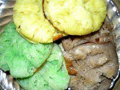 kue cucur - Indonesian cake - by selmadisini 2009