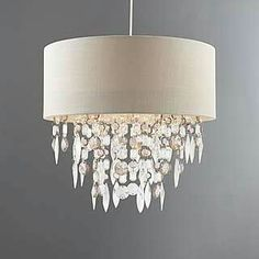 Buy collection grazia voile droplets shade cream at argos light shades lamp shades argos home and garden online shopping lamps sheer shades lampshades lightbulbs aloadofball Images
