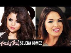 Selena Gomez Makeup Tutorial: The Beauty Beat!