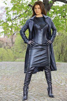 LD297 | by leatherkiller@ymail.com        Lederlady ❤