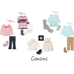 Cousins | What to Wear Picture Day