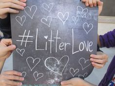 """Taking a road trip for the holidays?  Will you join us? Join and share the """"Litter the World with Love"""" facebook page. Make #LitterLove your facebook profile pic. Let's litter the world with love. #LitterLove #SuicidePrevention #ShareTheGift #GiftIdeas"""