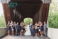 Factory 12 Loft Wedding by Indianapolis Wedding Photographer Stacy Able