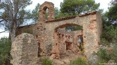 Ermita de L' Angel Custodi, Valle de Cardó, Benifallet, Tarragona.