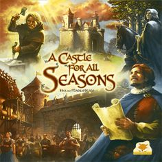 A Castle for All Seasons | Image | BoardGameGeek