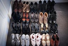 More shoes!