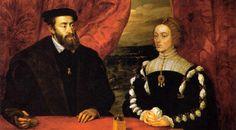 Gent, Oost-Vlaanderen België Ferdinand en Isabella zijn ook grootouders van Karel V