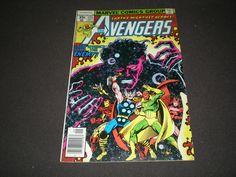Avengers 175, (1978), Captain Marvel & Ms Marvel, Marvel Comics by HeroesRealm on Etsy