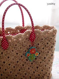 wrestling | yarnaway: a crochet scrapbook Tutorial!!! ✿⊱╮Teresa Restegui http://www.pinterest.com/teretegui/✿⊱╮