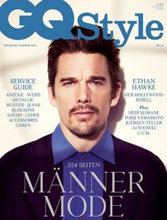 Fucking Young! » GQ Style Germany #23 Cover