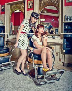 Barber Shop Vintage on Pinterest Barber Shop, Barber Chair and ...