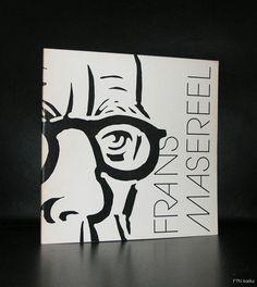 Ministerie Cultuur# FRANS MASEREEL#1973,Louis Paul Boon