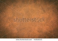 Old vintage brown luxury leather texture closeup with gradient light effect can be used as background
