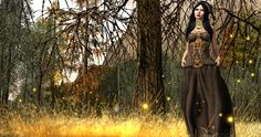 Jian @ The Fantasy Collective Faida and Fallen Gods @ Fantasy Gacha Carnival Kibitz and Eudora3D @ The Secret Affair http://thegoodgorean.blogspot.com/2015/11/sage-of-nature.html